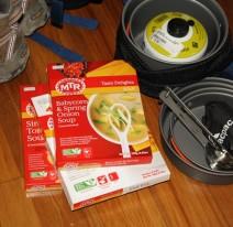 MTR Foods Tramping