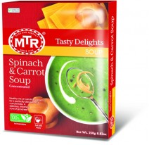 SPINACH & CARROT SOUP copy