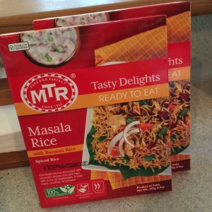 MTR Foods masala rice