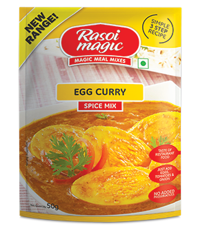 rasoi magic egg curry