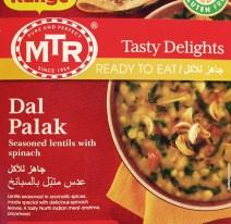 MTR new Dal Palak