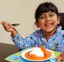 Paneer Makhanwala curry for kids